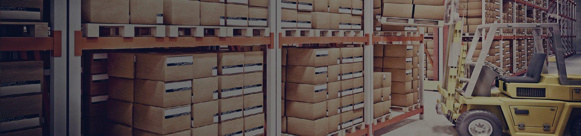 Работа на складах и предприятиях